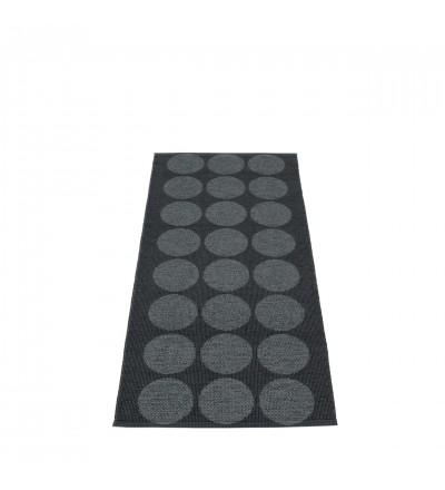 Chodnik HUGO Pappelina - black / black metallic, różne rozmiary