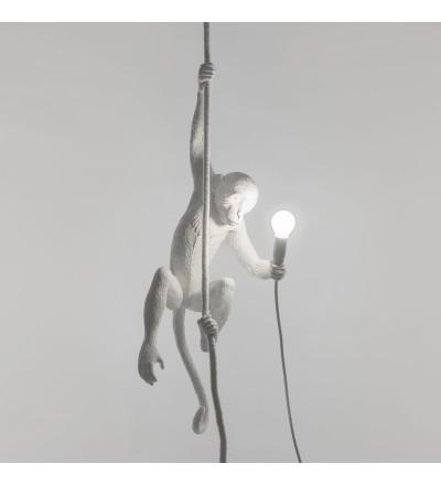 Lampa Monkey Seletti - wersja sufitowa, do wnętrza