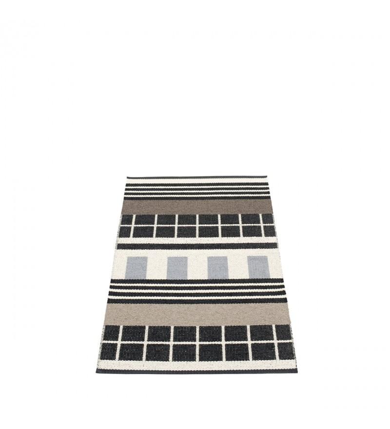 Chodnik JAMES Pappelina - black & white, różne rozmiary
