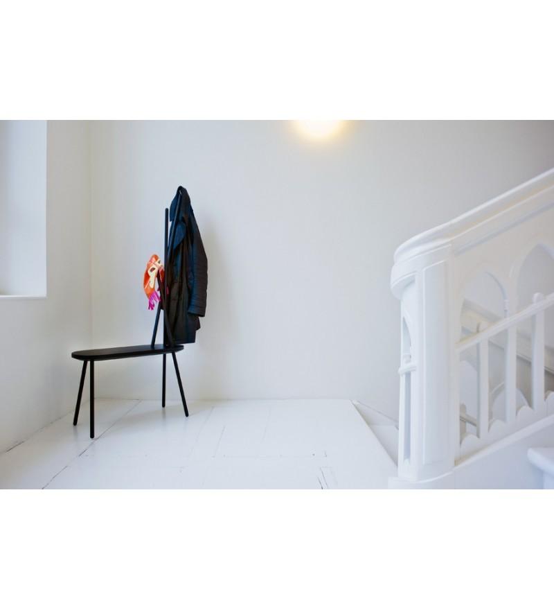 Wieszak / ławka Karibu od Pulpo Design - różne kolory