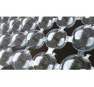 Przesłona świecąca Bubbles PUFF-BUFF Design - na zamówienie, cena za m2