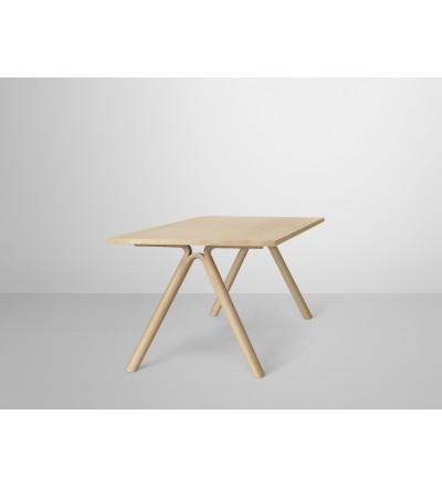 Stół dębowy SPLIT Muuto - 90 x 220 cm