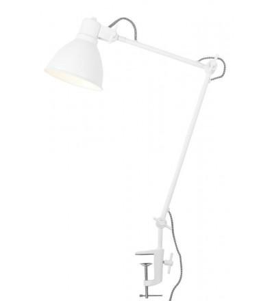 Lampa stołowa DERBY It's about RoMi 20x37cm biała