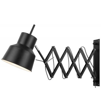 Lampa ścienna / kinkiet BELFAST It's about RoMi - czarna