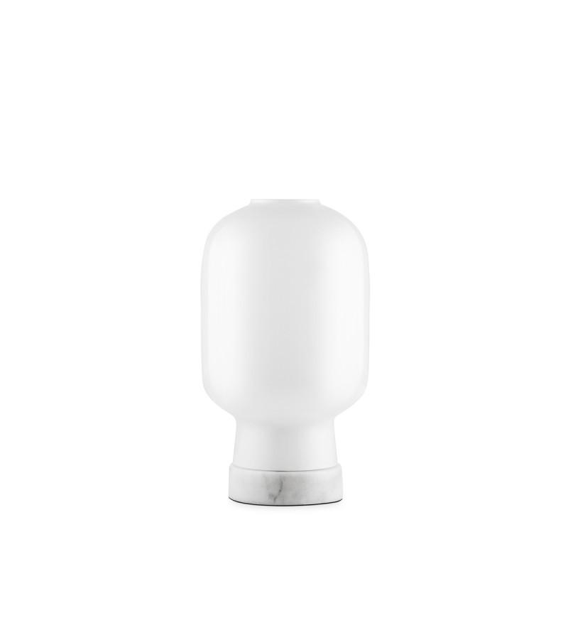 Lampa stołowa AMP Normann Copenhagen - biała
