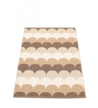 Chodnik KOI Pappelina - beige metallic, różne rozmiary