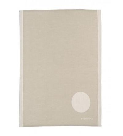 Ręcznik kuchenny JONTE Pappelina - mud