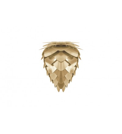 Lampa Conia mini Brass UMAGE (dawniej VITA Copenhagen) - mosiądz