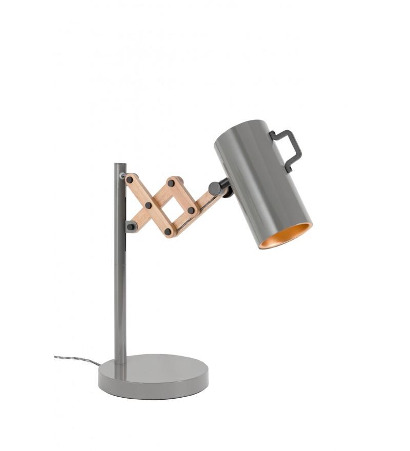 Lampa stołowa FLEX ZUIVER - szara