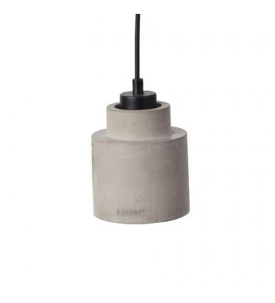 Lampa wisząca LEFT ZUIVER - betonowa