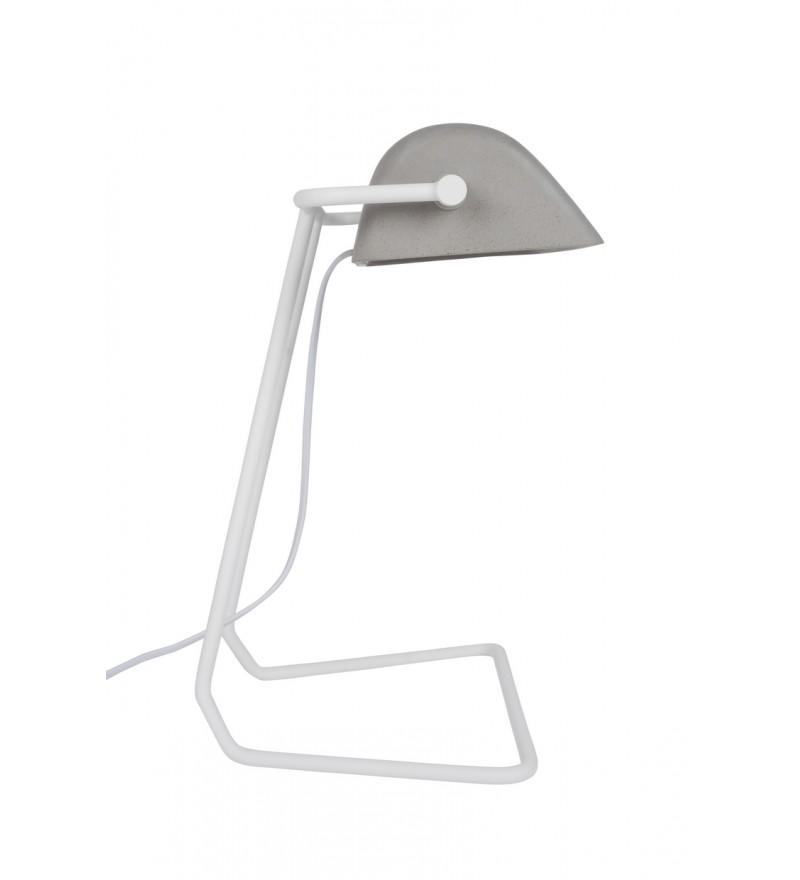 Lampa stołowa BROKER ZUIVER - szara