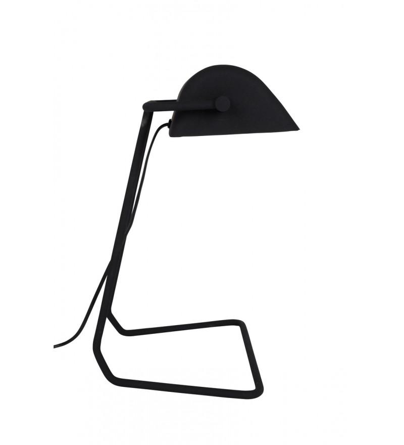 Lampa stołowa BROKER ZUIVER - czarna