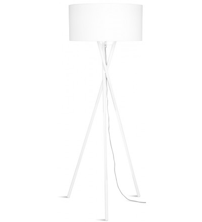 Lampa podłogowa Hampton It's About RoMi - biała