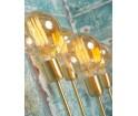 Lampa stołowa Cannes It's About RoMi - złota, rozmiar S