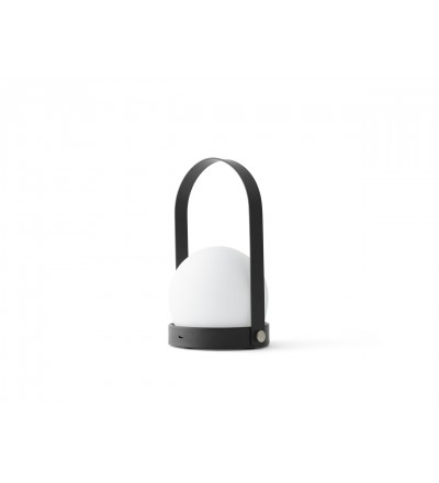 Lampa Carrie LED Menu - czarna