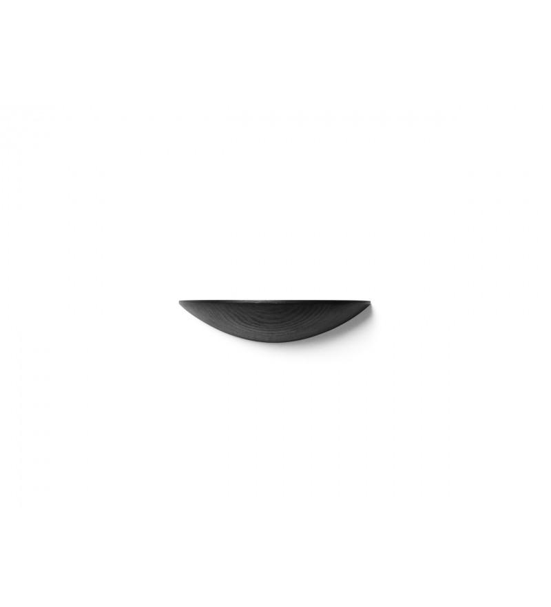 Półka Gridy Fungi Menu - czarna, rozmiar S