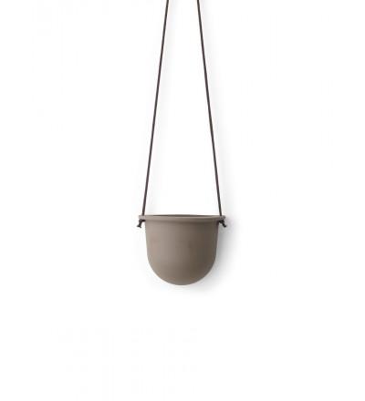 Doniczka wisząca Hanging Vessel Menu - taupe