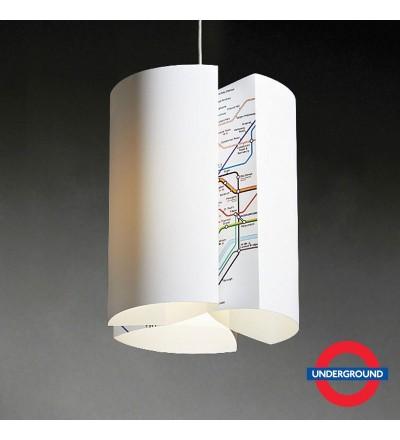 Lampa wisząca Cog Classic Underground Edition od Blue Marmalade