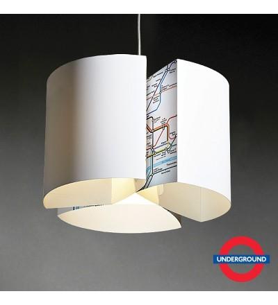 Lampa wisząca Cog Intimo Underground Edition od Blue Marmalade