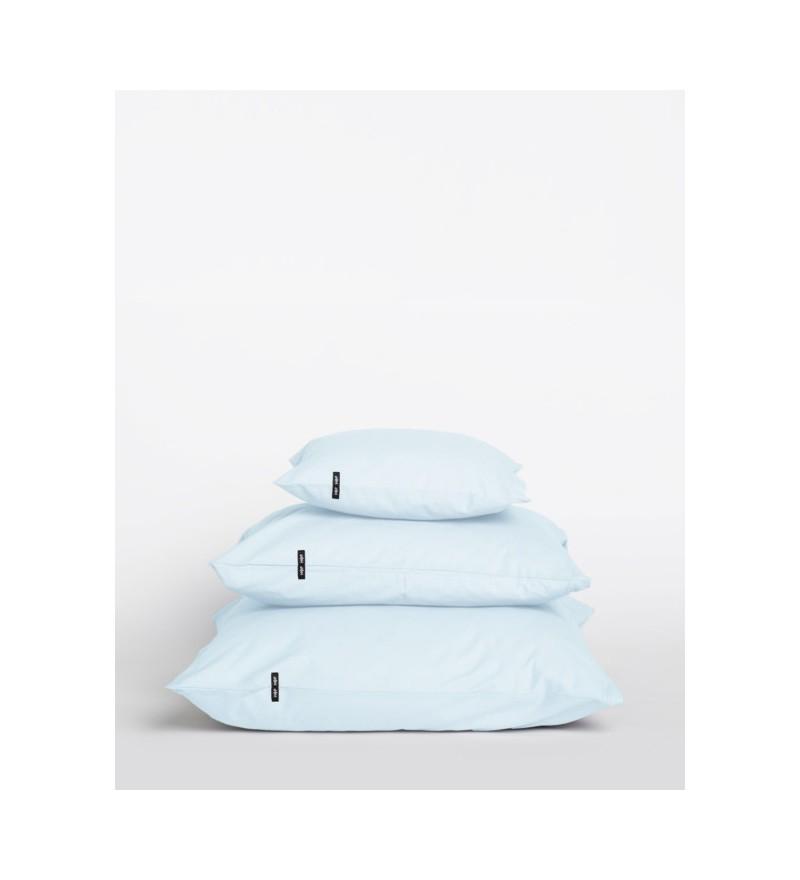 2x poszewka na poduszkę Pure HOP DESIGN czysta bawełna płótno błękitne