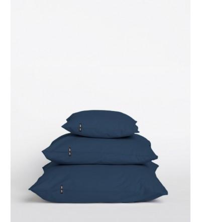 2x poszewka na poduszkę Pure HOP DESIGN czysta bawełna płótno granatowe