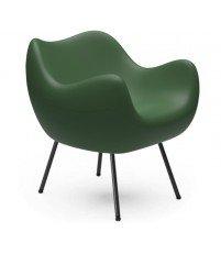 Fotel RM58 Mat VZÓR - oliwkowy