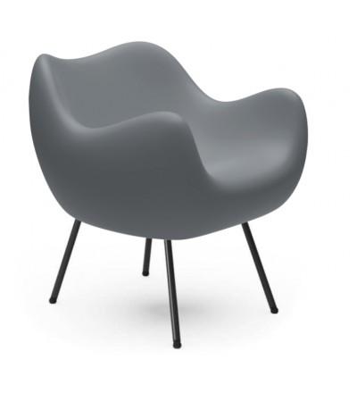Fotel RM58 Mat VZÓR - szary