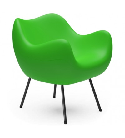 Fotel RM58 Mat VZÓR - zielony