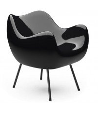 Fotel RM58 Classic VZÓR - czarny