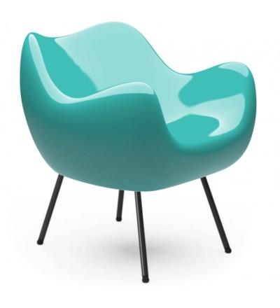 Fotel RM58 Classic VZÓR - turkusowy