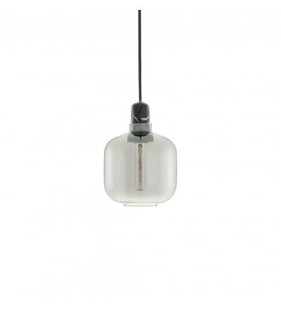 Lampa AMP Normann Copenhagen - antracytowa, wysokość 17 cm
