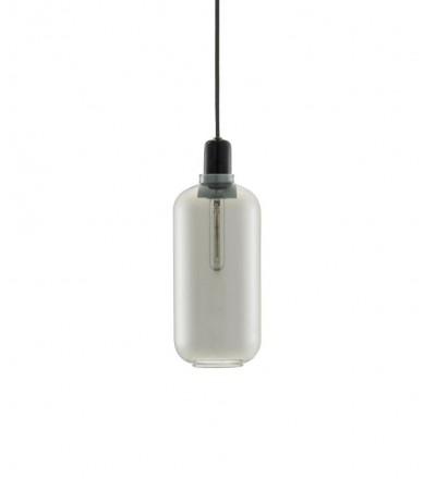 Lampa AMP Normann Copenhagen - antracytowa, wysokość 26 cm