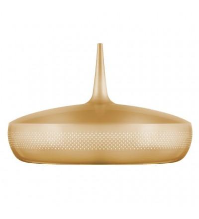 Lampa Clava Dine Brass V2 UMAGE - mosiądz, białe wnętrze