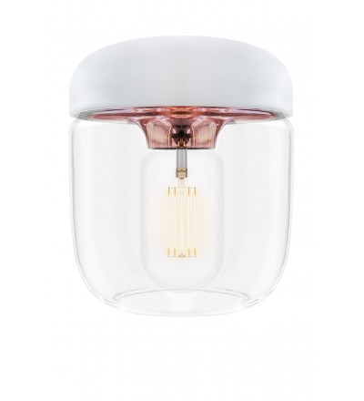 Lampa Acorn White Copper UMAGE - miedź