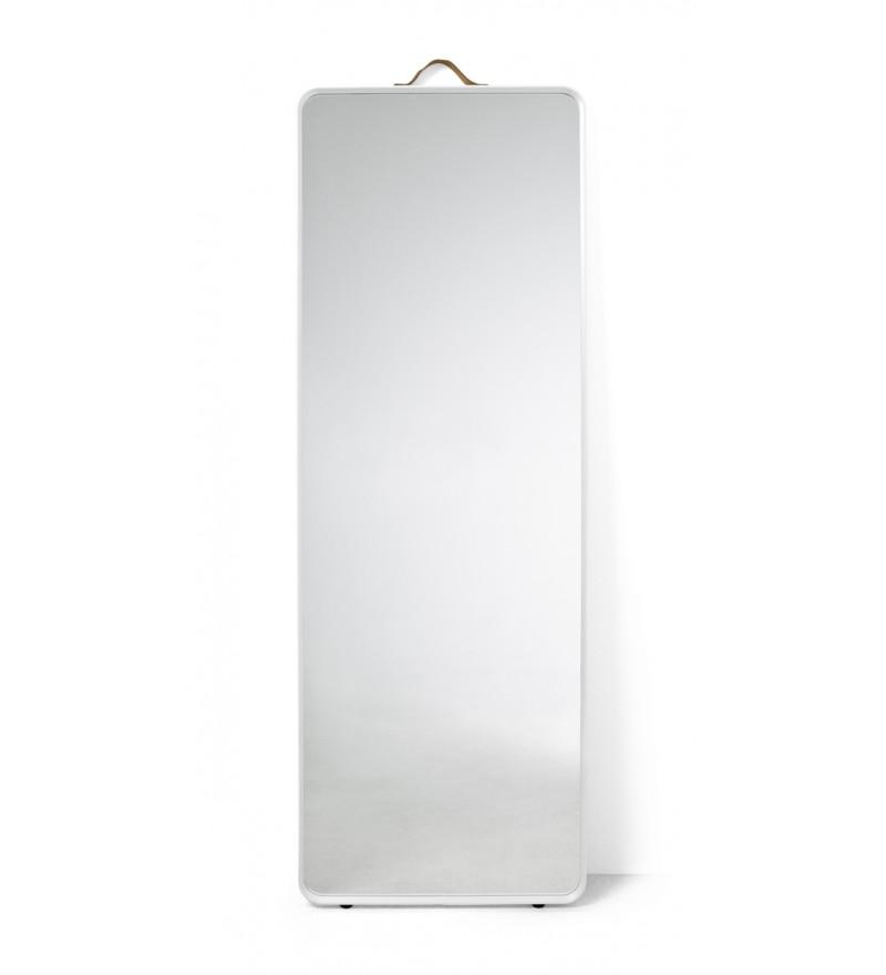 Lustro podłogowe Norm Menu - białe