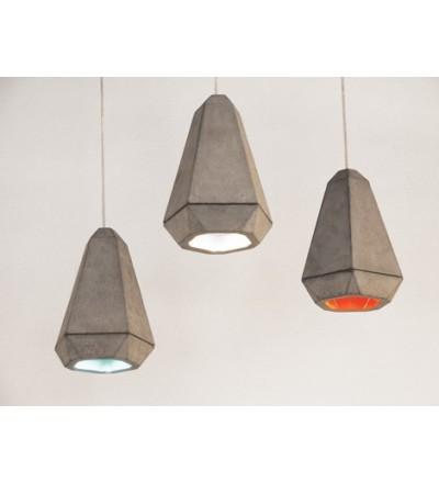 Lampa wisząca Portland 2 Innermost - betonowa, różne kolory