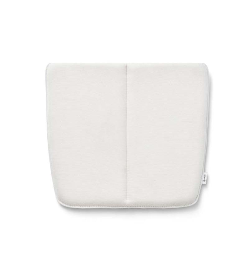 Poduszka WM String Lounge Cushion Menu - ivory white, wersja na zewnątrz
