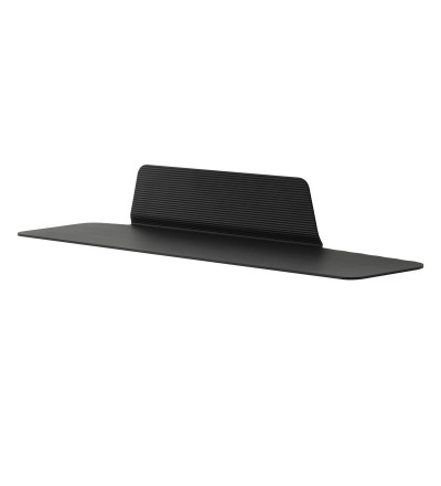 Półka Jet Normann Copenhagen - 80 cm, czarna