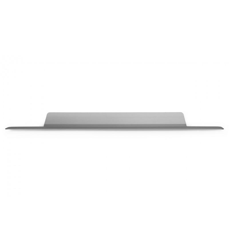 Półka Jet Normann Copenhagen - 160 cm, srebrna