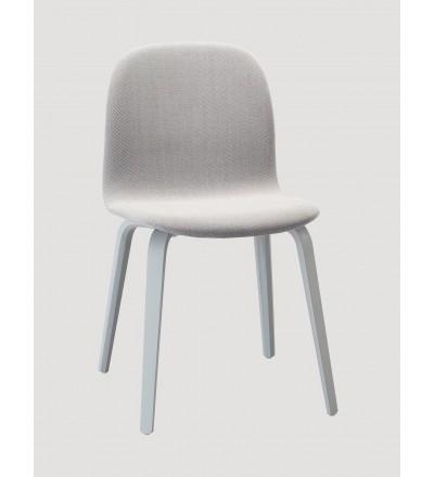 Krzesło tapicerowane VISU CHAIR WOOD MUUTO - różne kolory