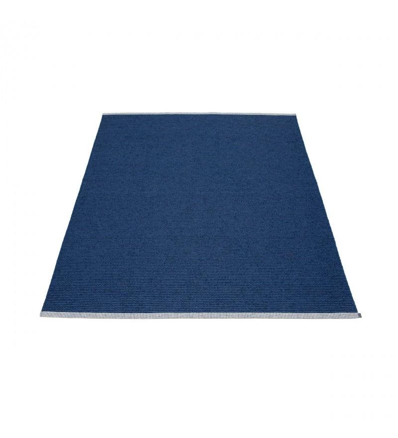 Dywan MONO Pappelina - dark blue / denim, różne rozmiary