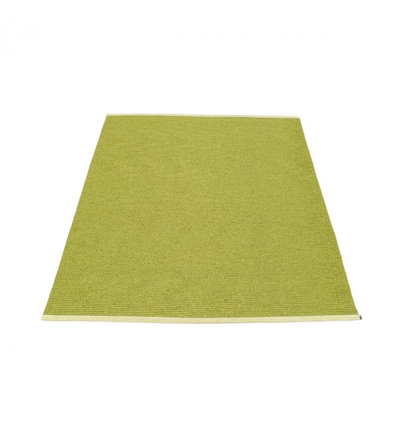 Dywan MONO Pappelina - olive / lime, różne rozmiary