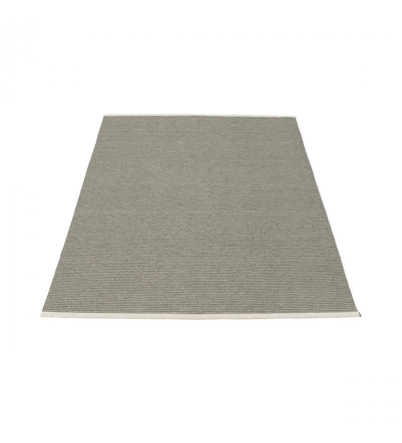 Dywan MONO Pappelina - charcoal / warm grey, różne rozmiary