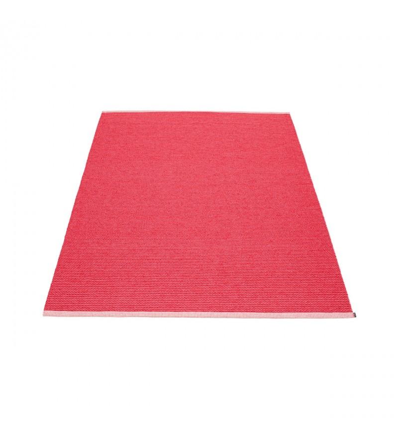 Dywan MONO Pappelina - cherry / pink, różne rozmiary