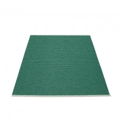 Dywan MONO Pappelina - dark green / jade, różne rozmiary