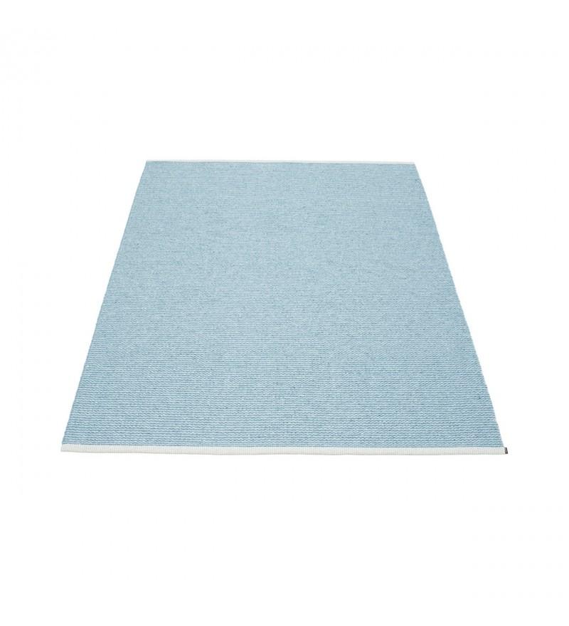 Dywan MONO Pappelina - misty blue / ice blue, różne rozmiary