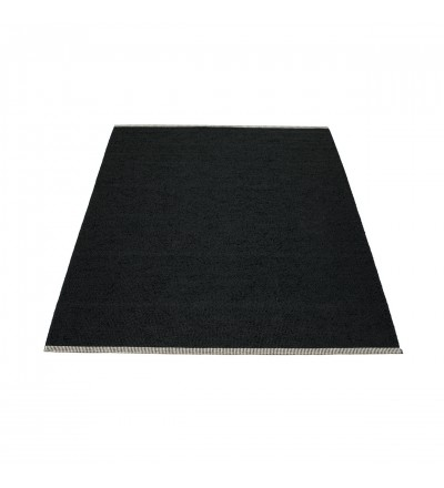 Dywan MONO Pappelina - black, różne rozmiary
