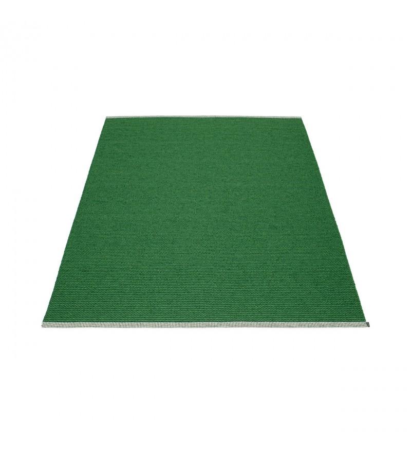 Dywan MONO Pappelina - grass green / dark green, różne rozmiary