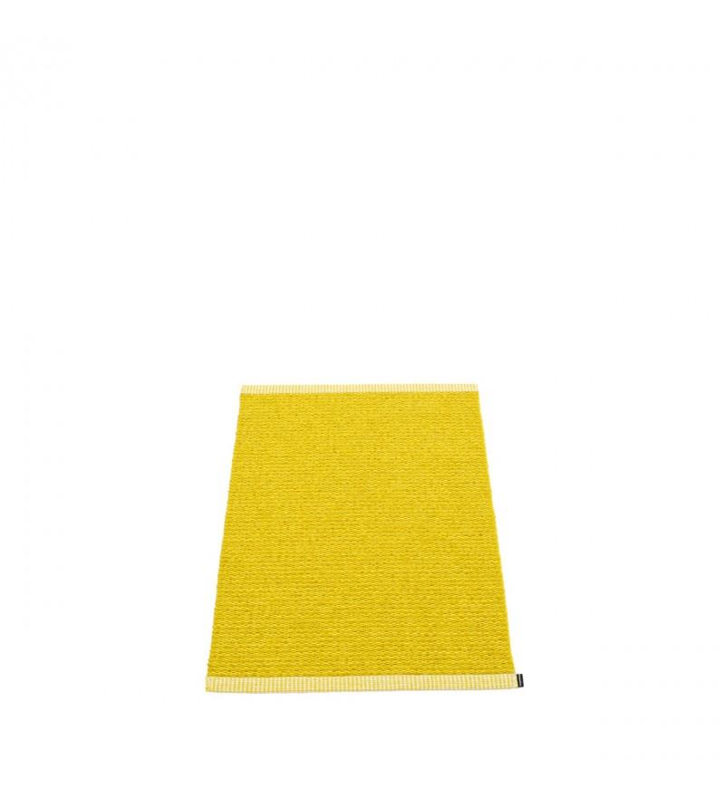 Chodnik MONO Pappelina - mustard / lemon, różne rozmiary
