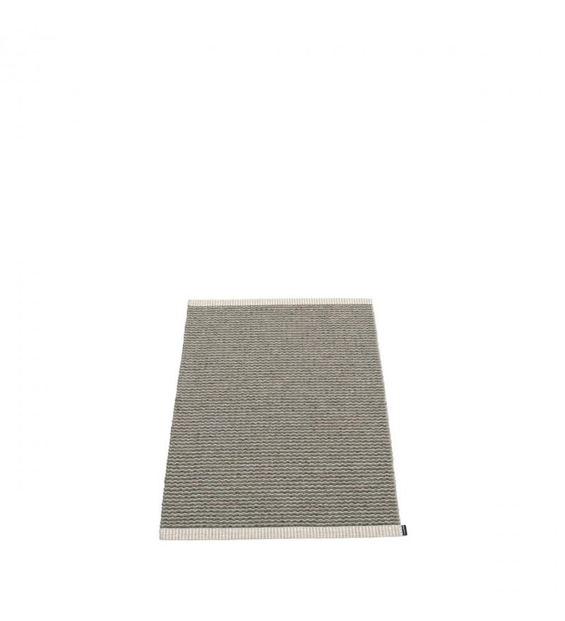 Chodnik MONO Pappelina - charcoal / warm grey, różne rozmiary